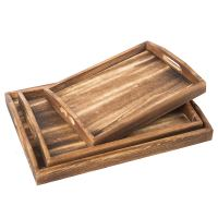 Rustic Wooden Serving Trays