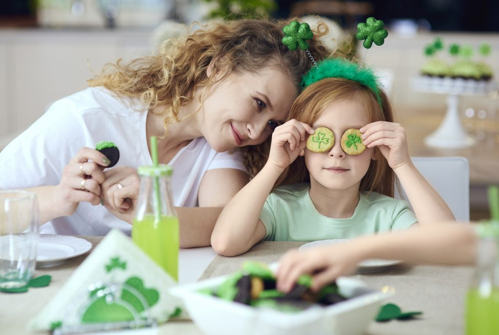 8797489ca99 Clever Ways to Wear Green on St. Patrick s Day -