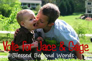 Vote for Jace & Gage