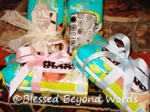 Pamper's Little Miracle Mission Gifts Delivered!