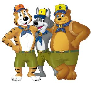 cub scout characters