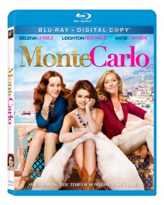 Monte Carlo Comes to Blu-ray and DVD 10/18 #Giveaway