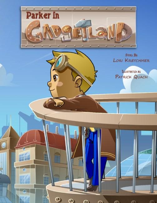 Parker in Gadgetland