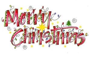 Merry Christmas to my Wonderful Readers!