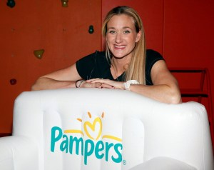 My Interview with Kerri Walsh {Thanks to @Pampers!}