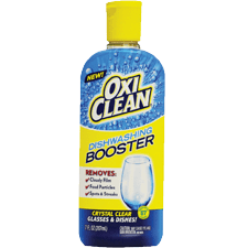 OxiClean Dishwashing Booster {Review}