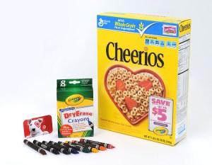 Get Back to School at Target with General Mills & Crayola {Ends 9/13} #MyBlogSpark