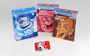 There are Monsters in my Cereal! #MyBlogSpark {Ends 10/18}