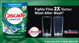 #CascadeComplete Gets Your Dishes Sparkling Clean in 2013!