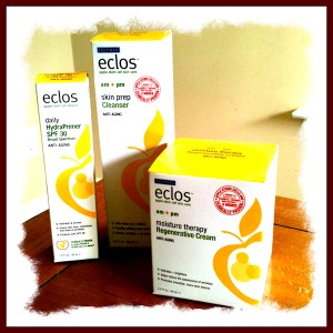 @EclosBeauty #EclosGoBare Skin Care Challenge {Sponsored}