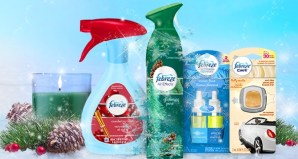 #Sponsored: It's a #FebrezeHoliday at our House Thanks to @Febreze_Fresh and @SheSpeaksUp #Review