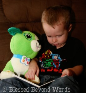 #ReadwithMeScout Makes Reading Fun! #Sponsored #Review