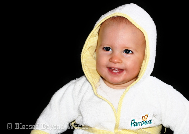 carly in pampers