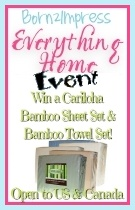 Win a Cariloha Bamboo Sheet & Towel Set