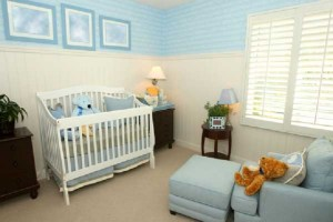 #Sponsored: Using Window Treatments to Perfect Your Newborn's Room Temperature