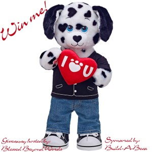 #Sponsored: Share Your Heart with @BuildABear and @MakeAWish #Giveaway