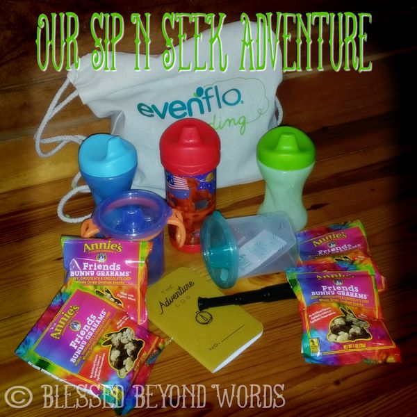 Sip N Seek Adventure Pack