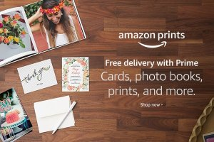 Start Printing your Photos the Easy Way. $1000 of Amazon Gift Cards to be Won!