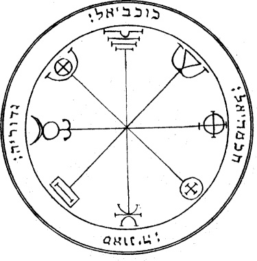 Image result for 3rd pentacle of mercury