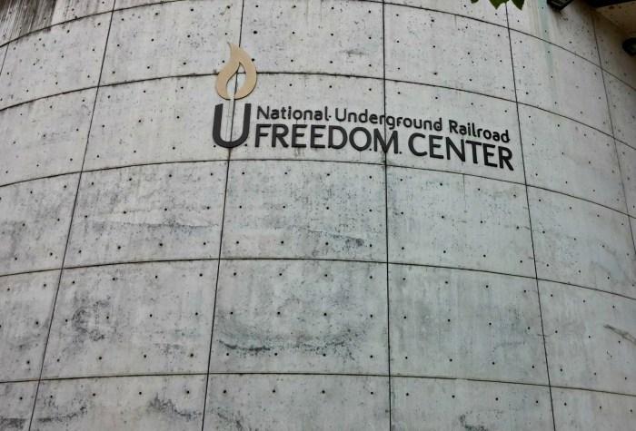 underground railroad freedom center