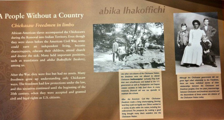chickasaw nation african americans were there shot 2 revised