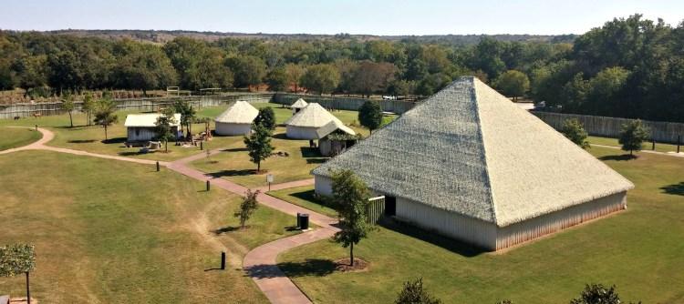 chickasaw village shot 2