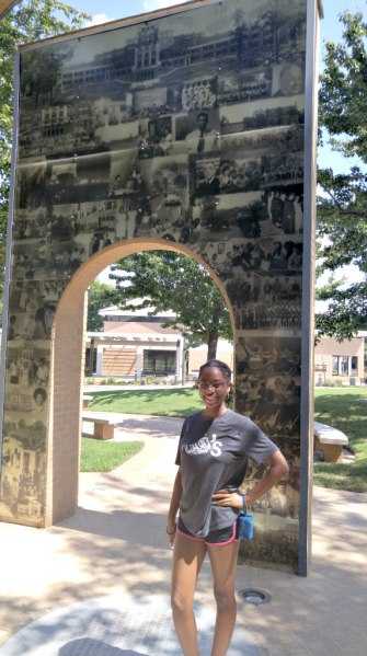 savannah at central high memorial garden little rock pic 1