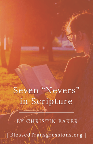 Seven Nevers in Scripture