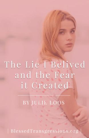 Lie Fear - Pinterest