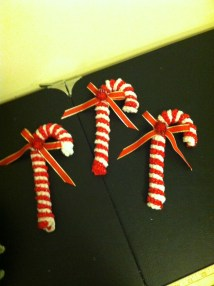 More Candy Canes and trees dec's (2)