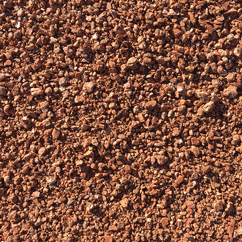 Desert Rose Granite Gravel