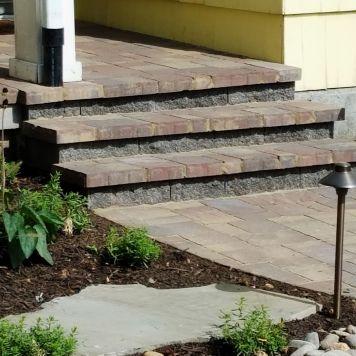 Tacker steps