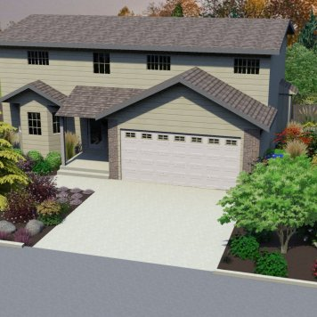 Curb appeal in 3D