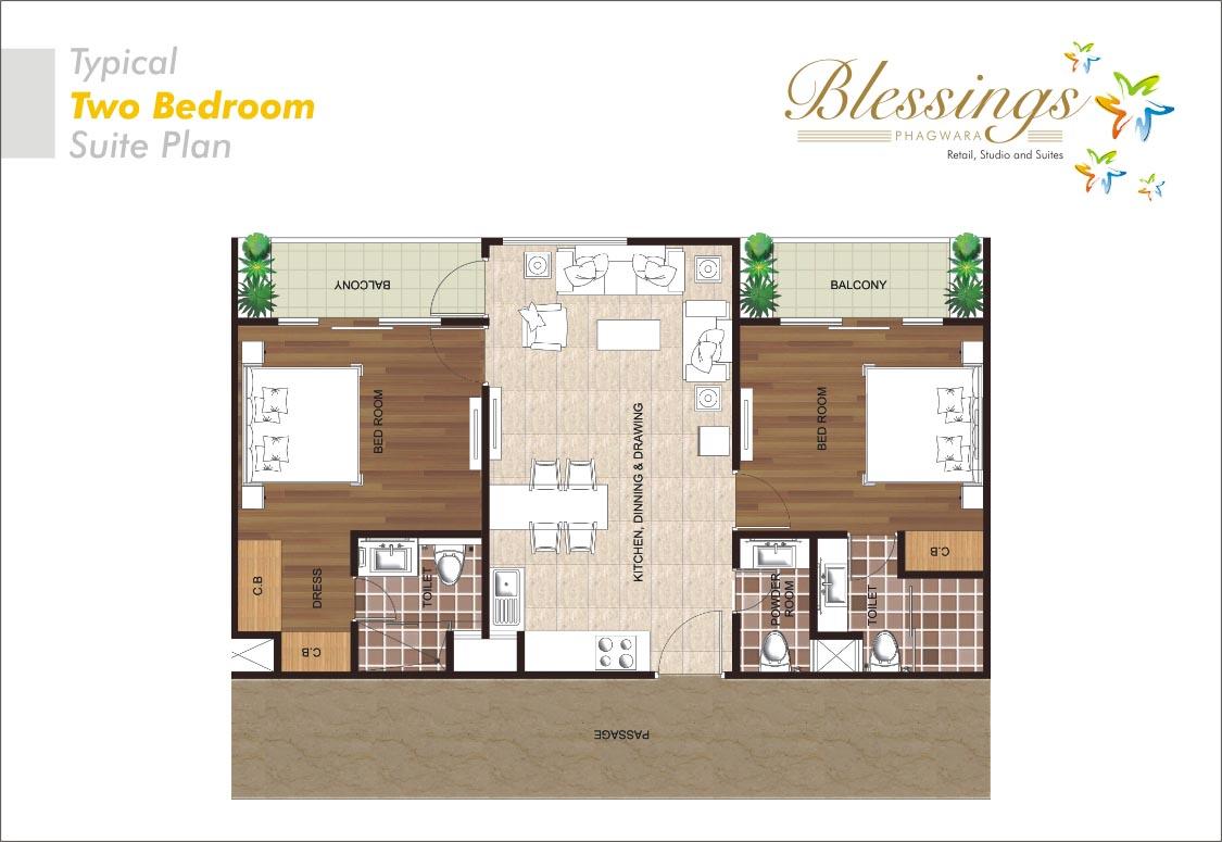 Blessings Phagwara Service Apartments
