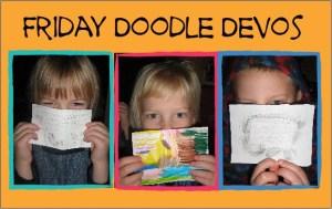 Doodle Devo Friday – Meet some Friday Devo Dooders