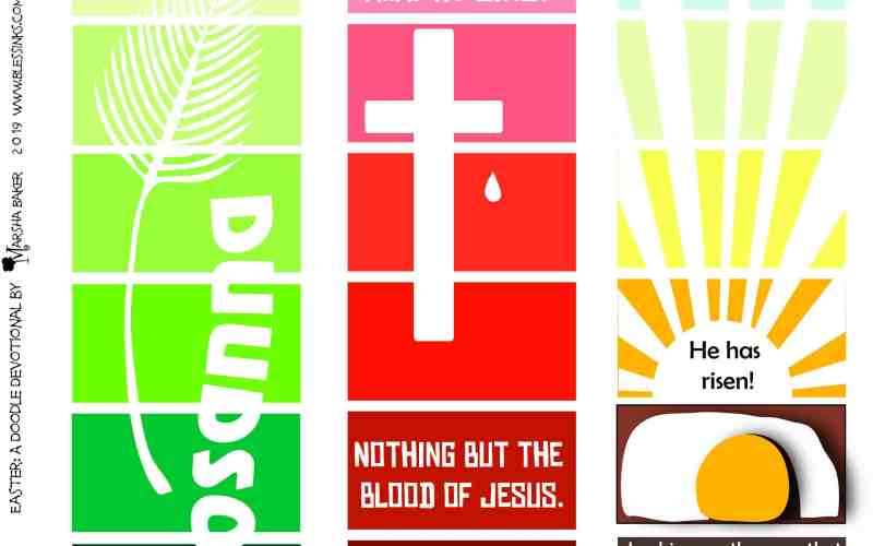 Easter Printables x 2!