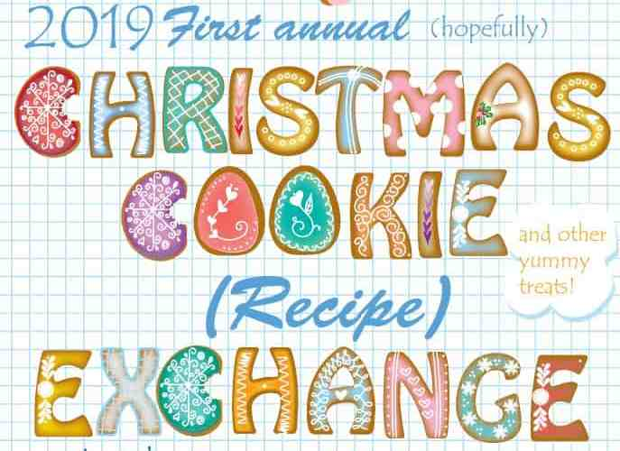 1st Annual Sketchnote Christmas Cookie Exchange