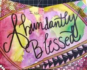 mini gratitude journal