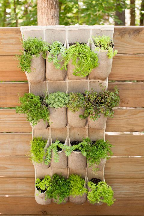 unique herb garden ideas
