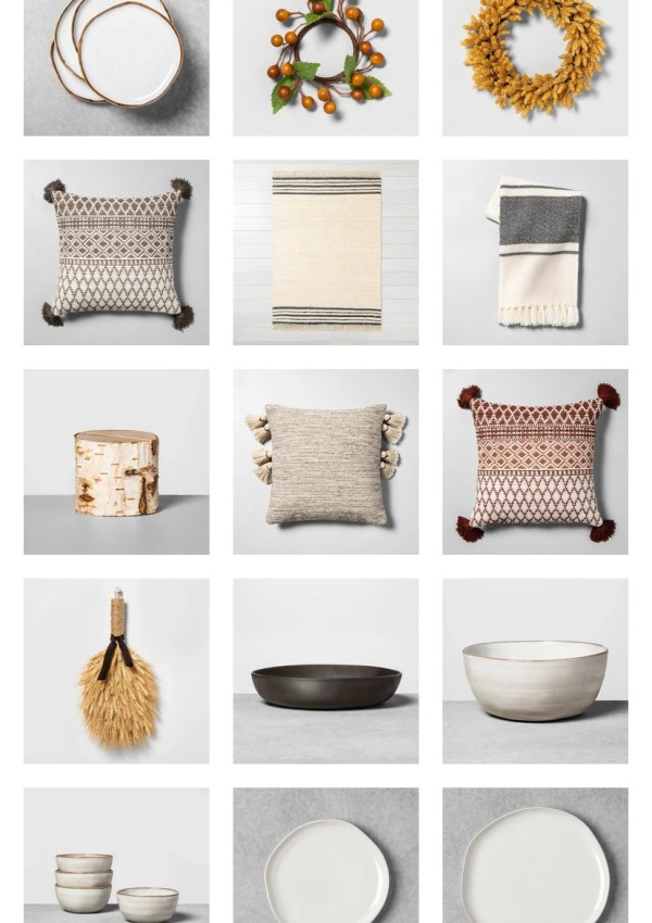 Hearth & Hand Fall Favorites