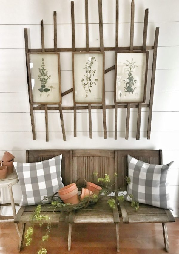 Easy Summer Syling Tour- 3 Simple Ways To Add A Touch Of Summer To Your Home