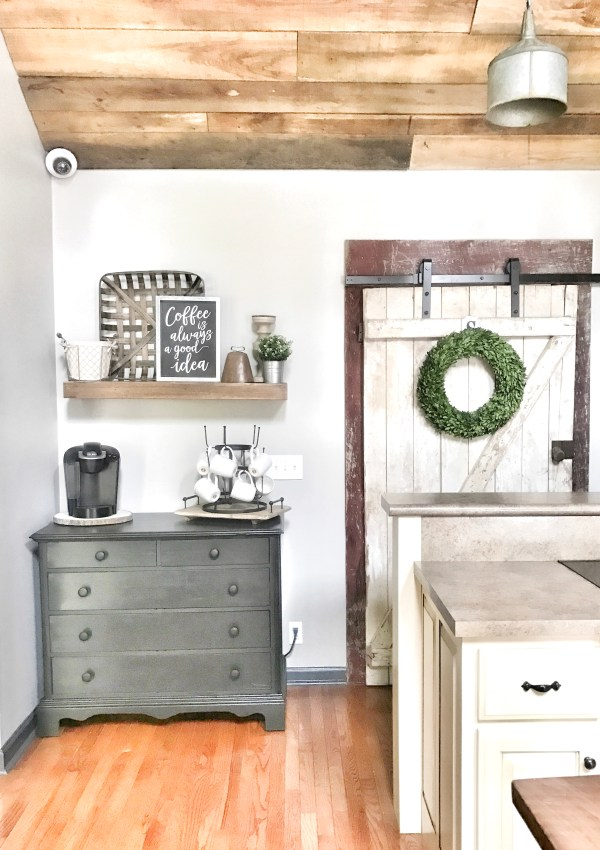 Adding The Farmhouse Look to a Client's Farmhouse – Part 2 Kitchen and Dining Room