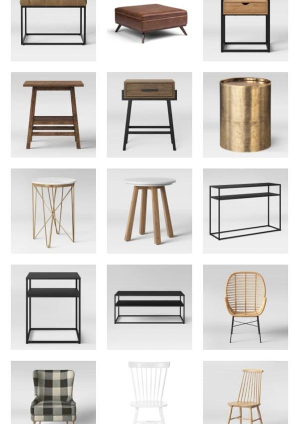 Target Furniture Sale Favorites