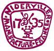 logo de la marque NIDERVILLER (Manufacture, France)