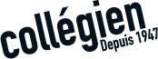 "logo de la marque ""collégien depuis 1947"""