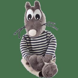 Smarty le rat « L'original », avec sa marinière en clin d'œil à son lieu de fabrication, la Bretagne