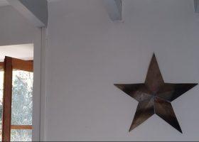 étoile en zinc, de Déco Zing