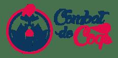 """logo de la marque """"Combat de Coqs"""""""