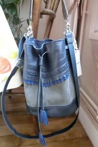 Mon sac Girly London d'Estellon