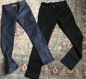 Nos jeans 254 & 103 de 1083
